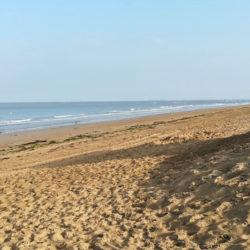La Barre de monts - plage